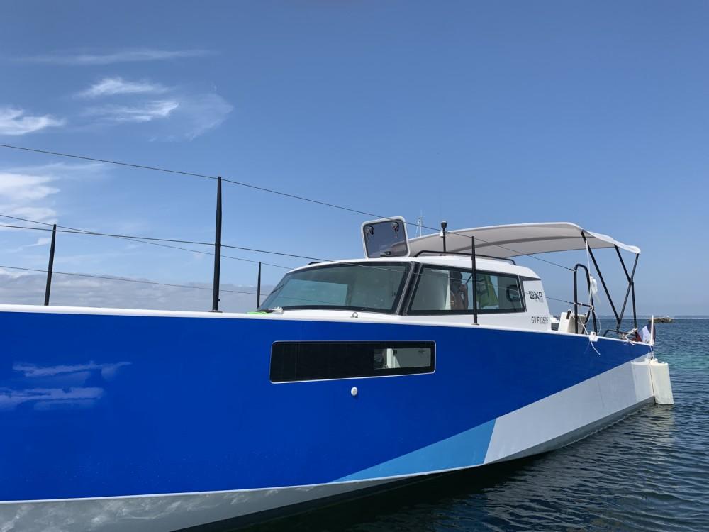 Vermietung Motorboot Pogo Structures mit Führerschein