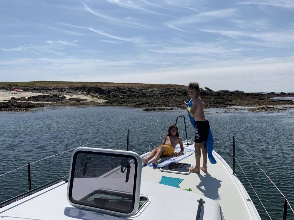 Motorboot mit oder ohne Skipper Pogo Structures mieten in Bénodet