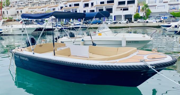 Motorboot mieten in Puerto Deportivo Marina Del Este - Mareti 500 open