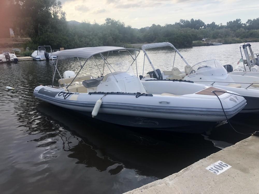 Schlauchboot mieten in Saint-Florent - Kelt Sea Hawk 265