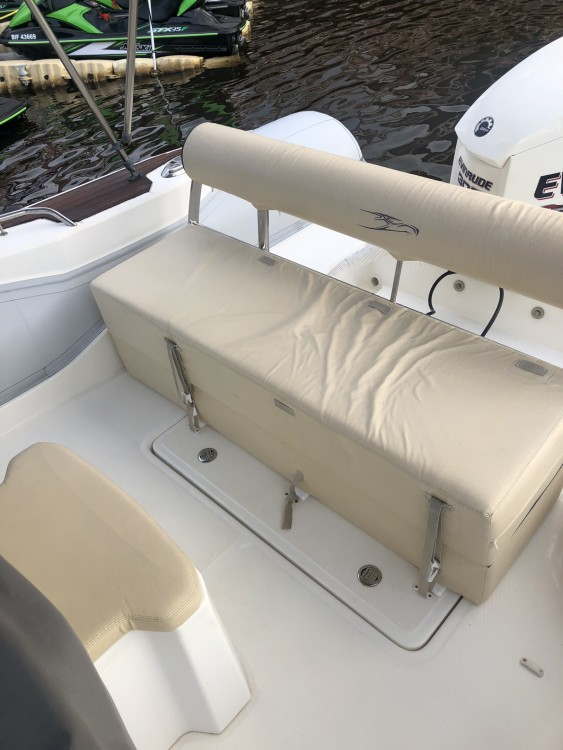 Bootsverleih Kelt Sea Hawk 265 Saint-Florent Samboat