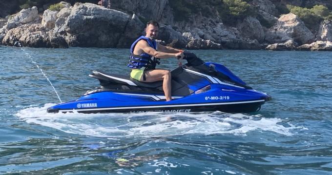 Bootsverleih Yamaha EX Deluxe Nerja Samboat