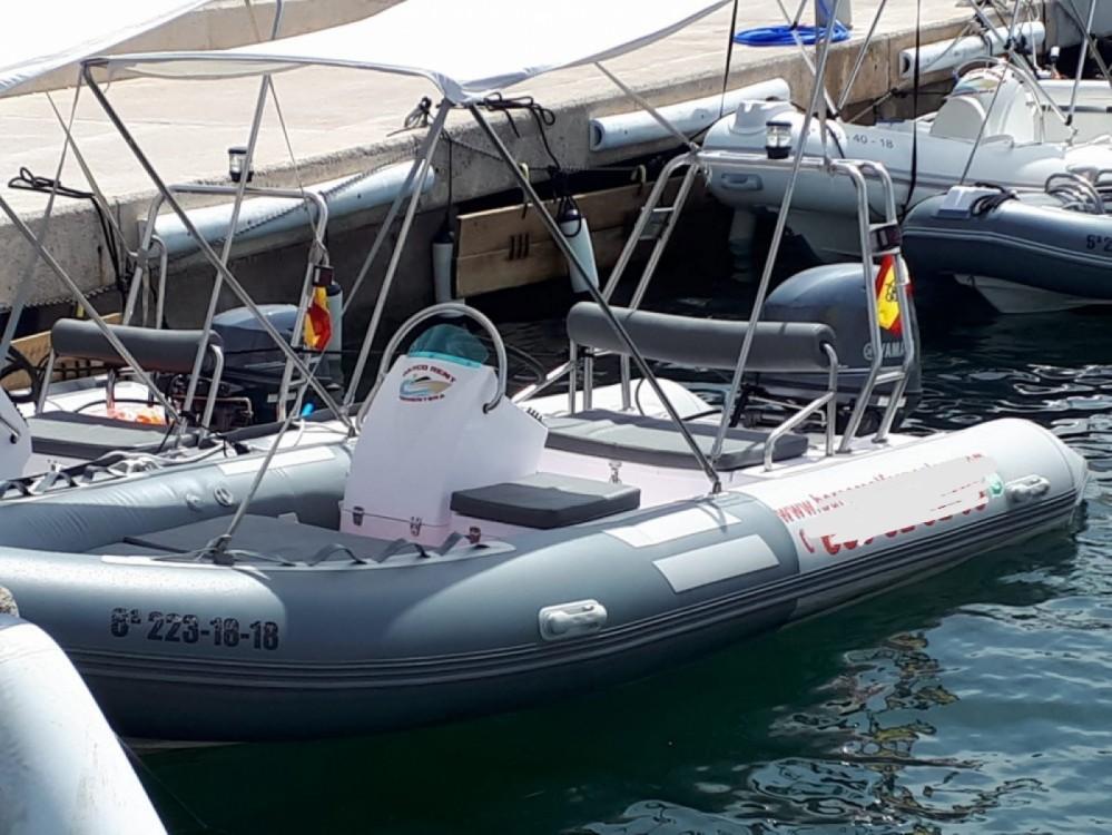 Bootsverleih Nautitech 4,80 Formentera Samboat