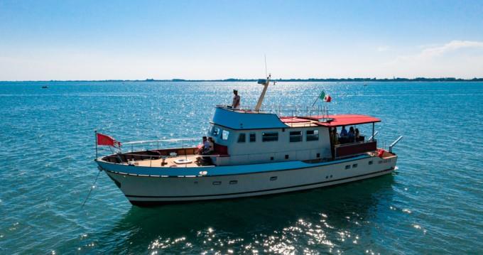Yachten mieten in Rovinj - Trawler TRAWLER