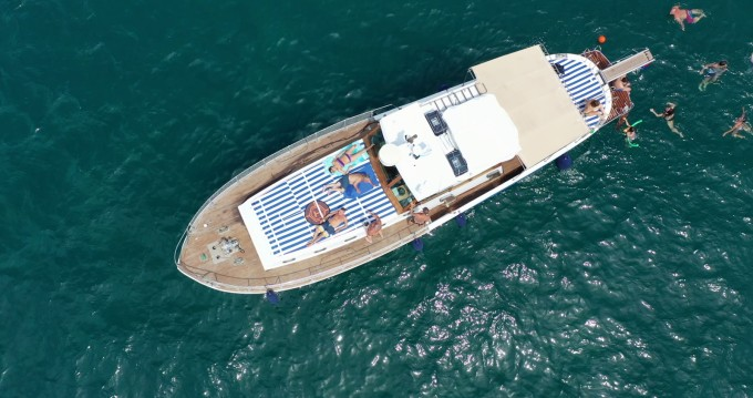 Motorboot mieten in Neapel - Cantieri Gatto Cianciola