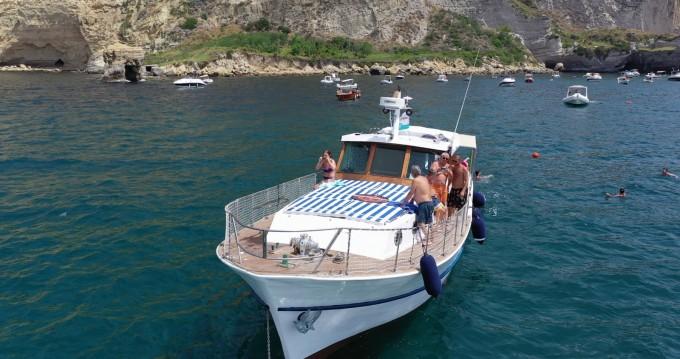 Vermietung Motorboot Cantieri Gatto mit Führerschein