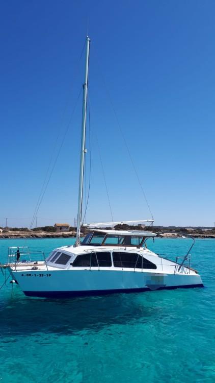 Katamaran mit oder ohne Skipper BOBCAT mieten in la Savina