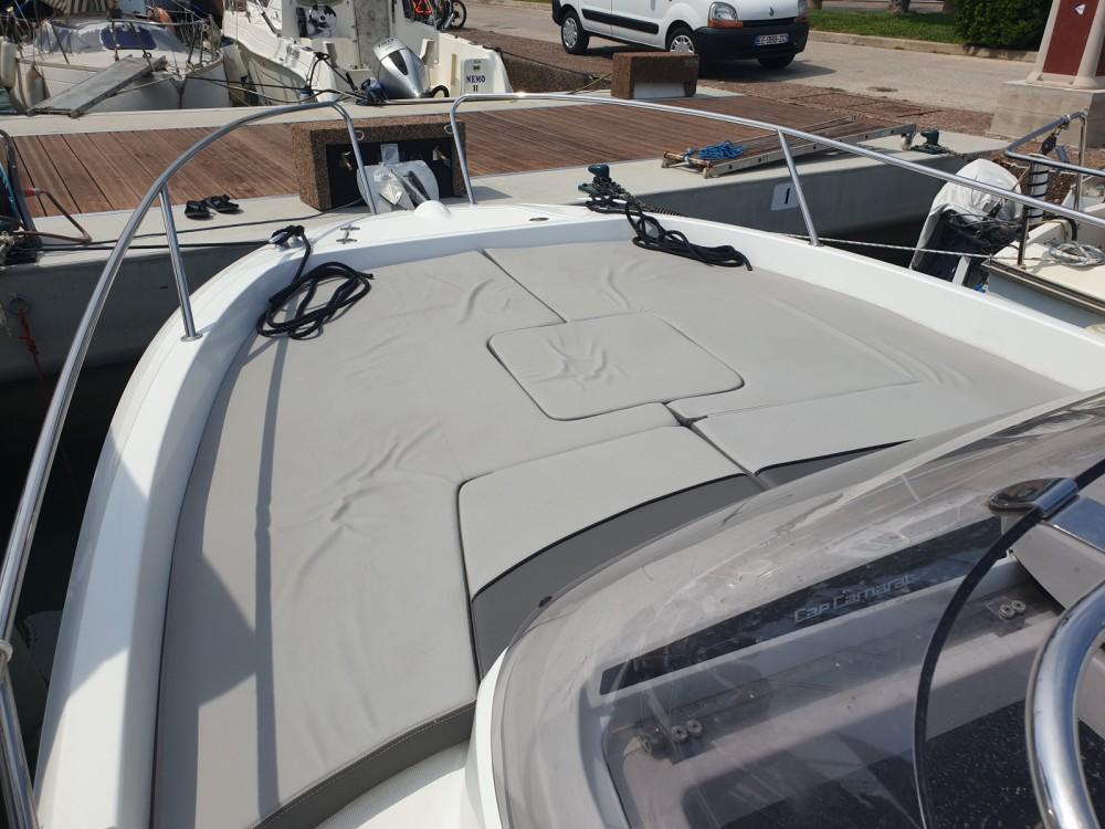 Bootsverleih Jeanneau Cap Camarat 7.5 WA Cogolin Samboat