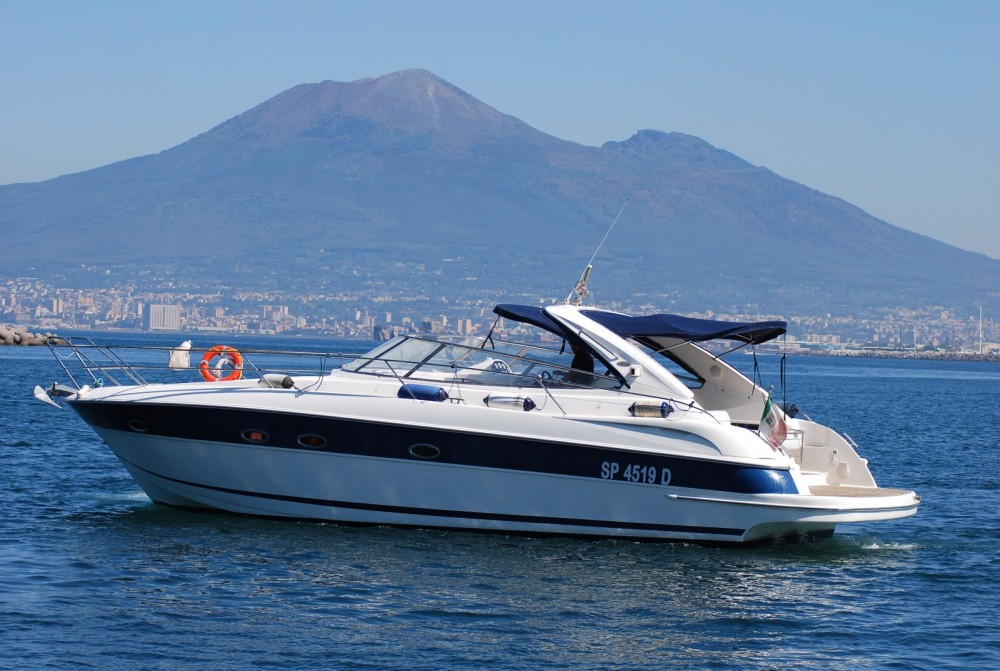 Motorboot mieten in Castellammare di Stabia - Bavaria 37 sport