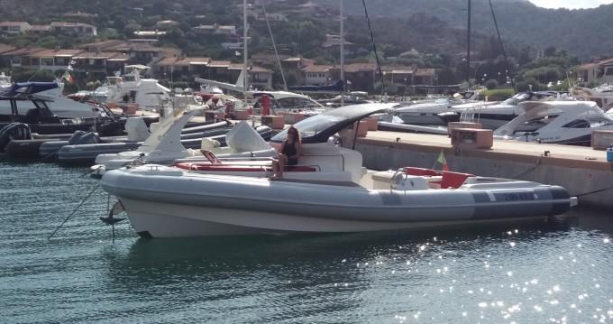 Schlauchboot mieten in Porto Rotondo - Pirelli P1100 cabin