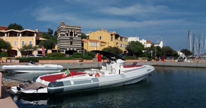 Yacht-Charter in Porto Rotondo - Pirelli P1100 cabin auf SamBoat