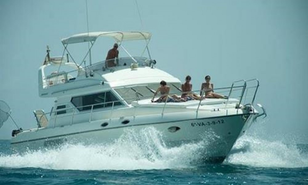 Motorboot mieten in Alicante - Birchwood TS440
