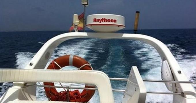 Vermietung Motorboot Birchwood mit Führerschein