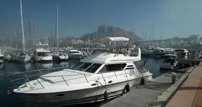Bootsverleih Alicante günstig TS440
