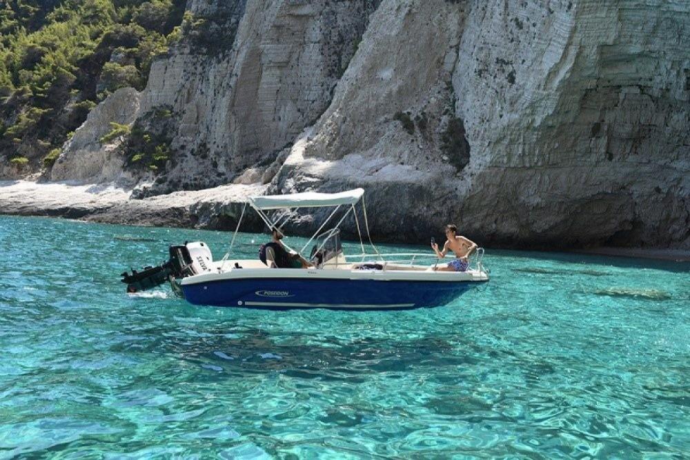 Bootsverleih Aeolos 19 Zakynthos Samboat