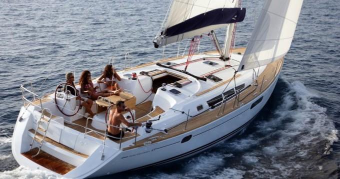 Segelboot mieten in Skiathos - Jeanneau Sun Odyssey 49i