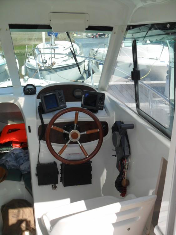 Motorboot mieten in Grandcamp-Maisy - Jeanneau Merry Fisher 625 HB