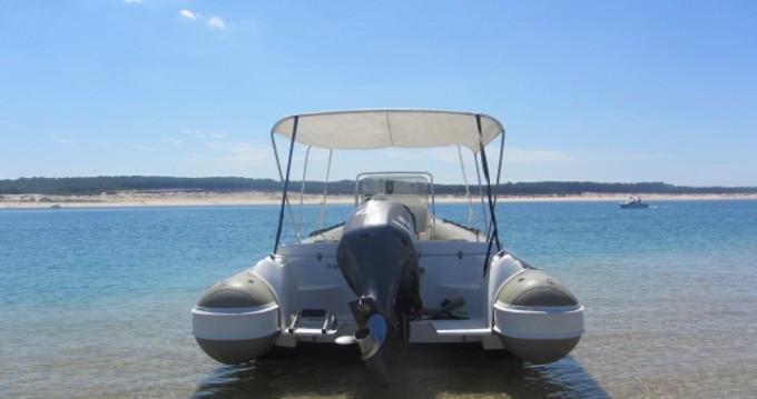 Bootsverleih Joker Boat Clubman 24 Lège-Cap-Ferret Samboat