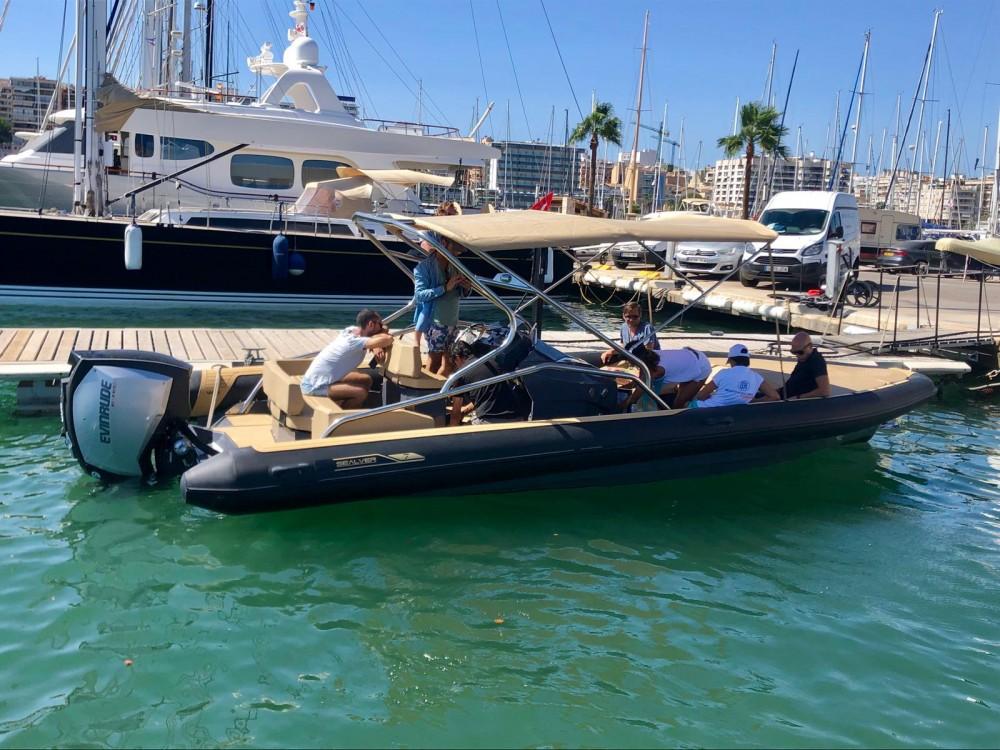 Bootsverleih Sealver Z HEVO LINE Palma Samboat