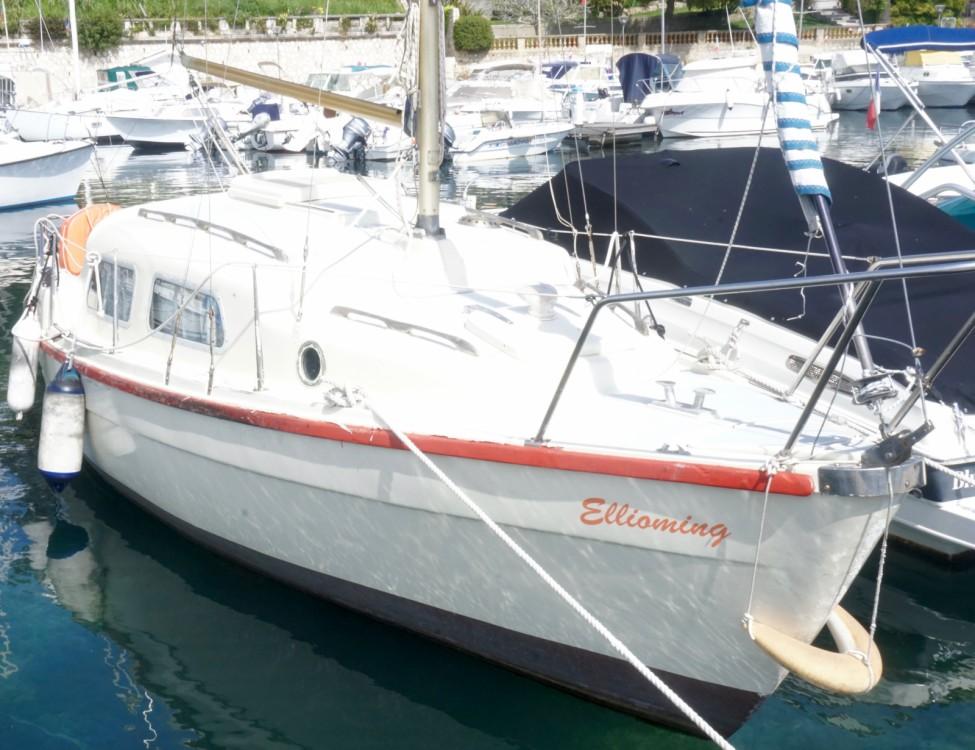 Vermietung Segelboot cobramold mit Führerschein