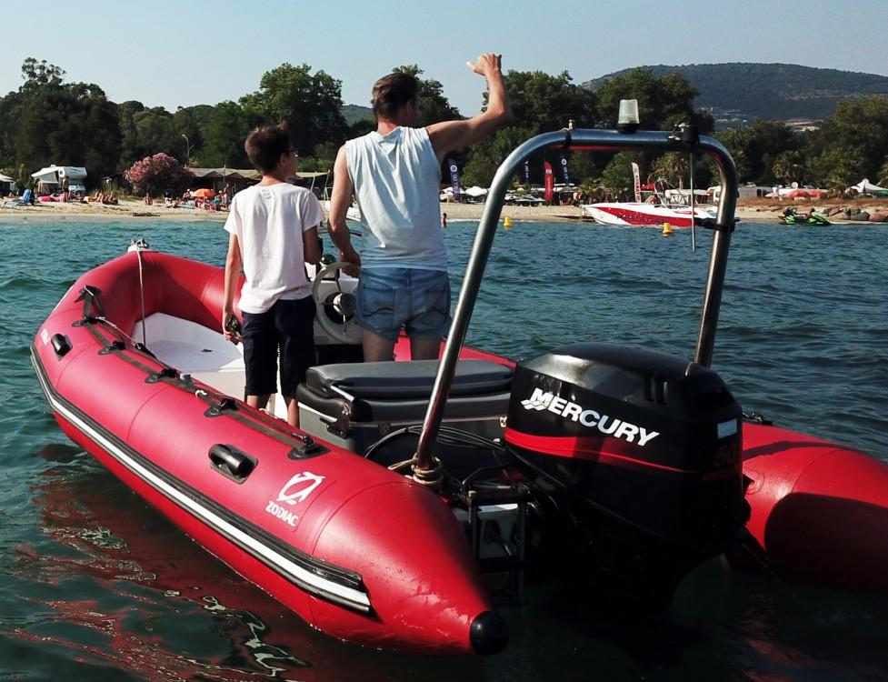 Yacht-Charter in Grimaud - Zodiac Pro 500 auf SamBoat
