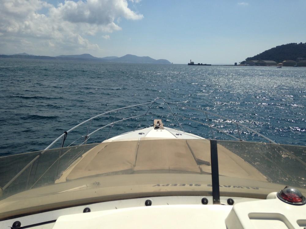 Motorboot mieten in Hyères - Fairline Fairline 50 Fly