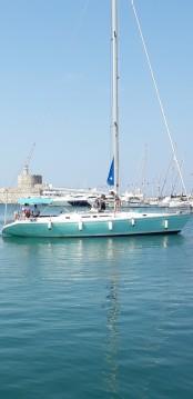 Segelboot mieten in Rhodes - Atlantic Atlantic 49