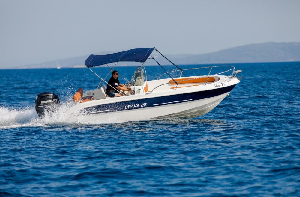 Yacht-Charter in Trau - Mingolla Brava 22 auf SamBoat