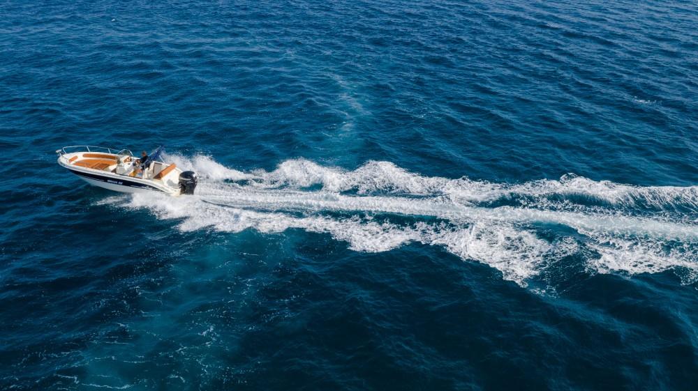 Bootsverleih Mingolla Brava 22 Trau Samboat