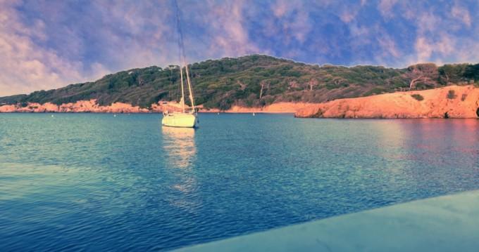 Motorboot mit oder ohne Skipper Fairline mieten in Hyères