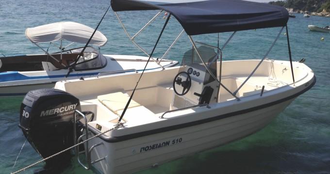 Motorboot mieten in Skiathos - Poseidon Poseidon 510