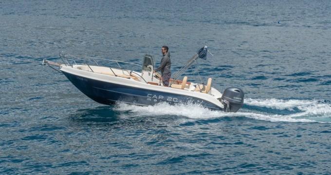 Capelli Cap 20 zwischen Privatpersonen und professionellem Anbieter Trogir