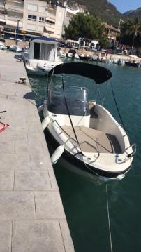 Bootsverleih Quicksilver Activ 455 Open Palma de Mallorca Samboat