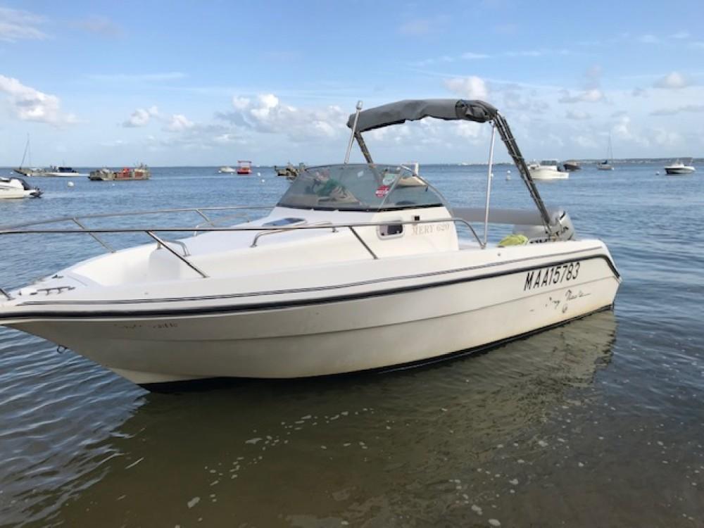 Vermietung Motorboot Mery Nautic mit Führerschein