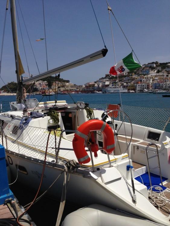 Segelboot mieten in Ponza - Jeanneau Sun Dance 36