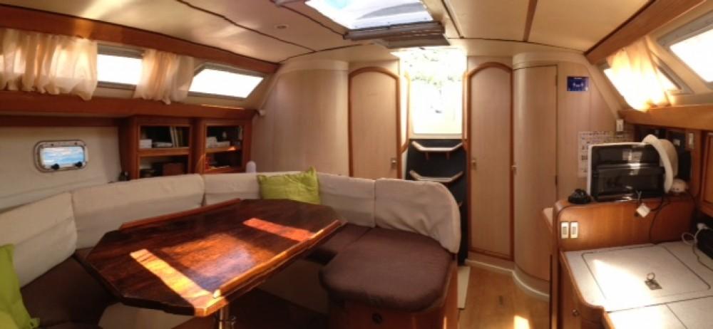 Segelboot mit oder ohne Skipper Jeanneau mieten in Ponza