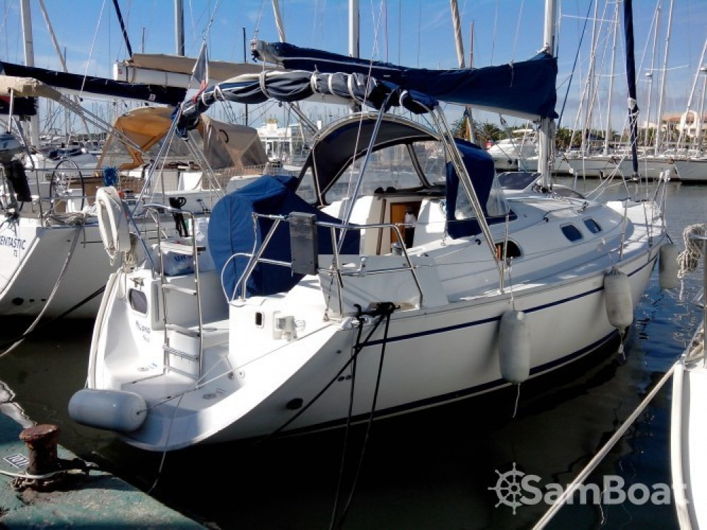 Bootsverleih Sète günstig Gib Sea 33