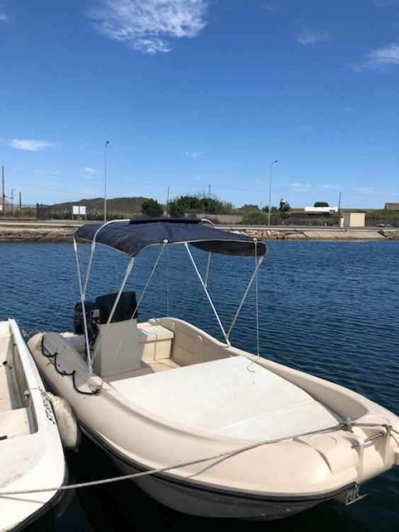 Motorboot mieten in Sète zum besten Preis