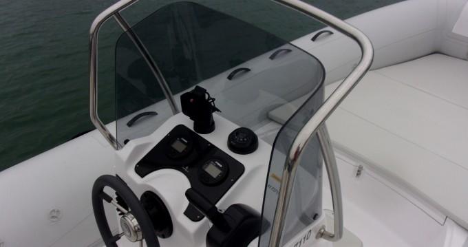Schlauchboot mieten in La Trinité-sur-Mer zum besten Preis