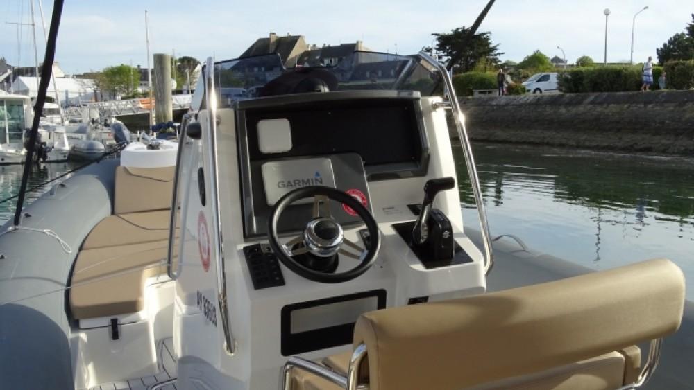 Bootsverleih La Trinité-sur-Mer günstig Sport 26 GTO
