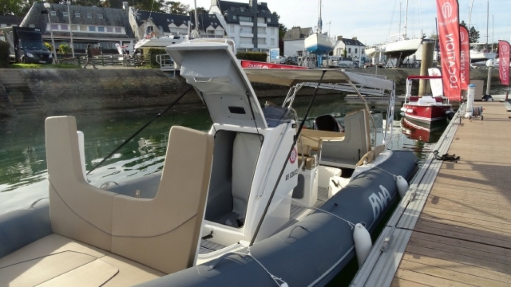Schlauchboot mit oder ohne Skipper Bwa mieten in La Trinité-sur-Mer