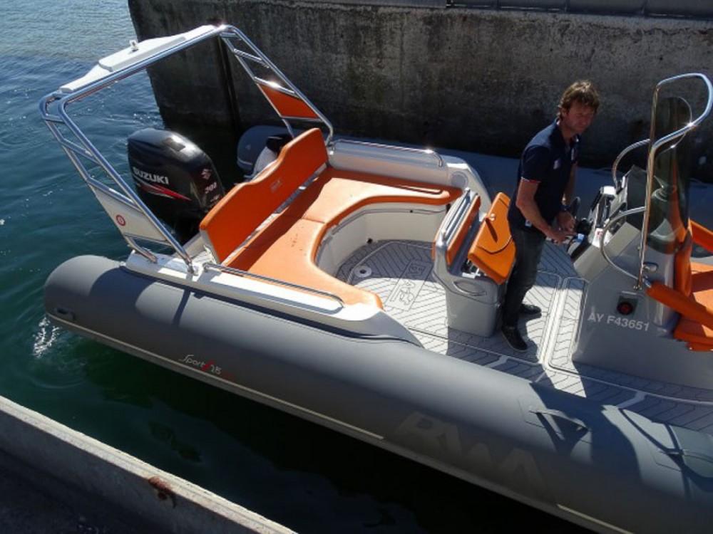 Yacht-Charter in La Trinité-sur-Mer - Bwa Sport 28 GTc auf SamBoat