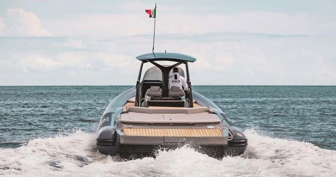 Schlauchboot mieten in Ameglia - Sacs Strider 11