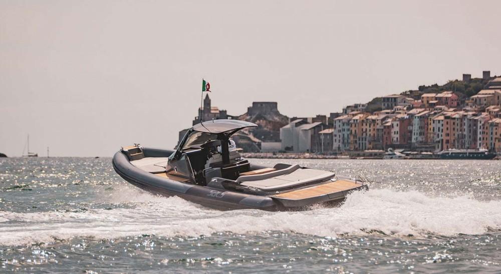 Motorboot mieten in Ameglia zum besten Preis