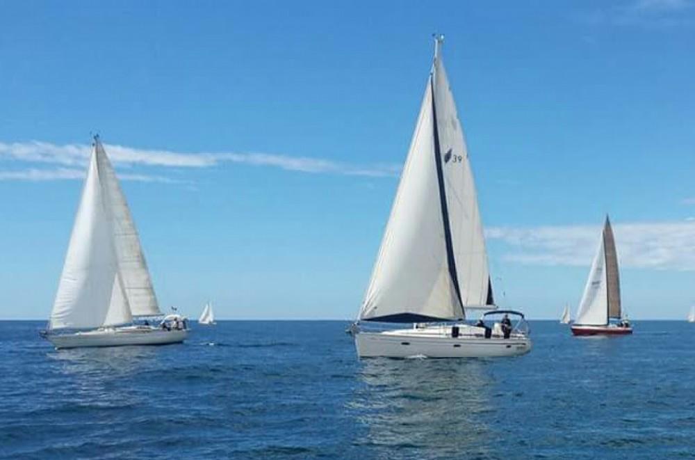 Segelboot mieten in Genua - Bavaria Bavaria 39 Cruiser