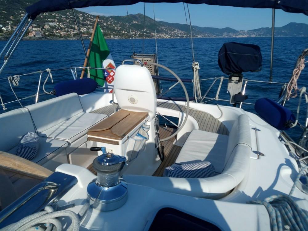 Bavaria Bavaria 39 Cruiser zwischen Privatpersonen und professionellem Anbieter Genua