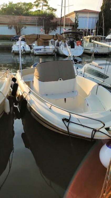 Jeanneau Cap Camarat 635 Style zwischen Privatpersonen und professionellem Anbieter Andernos-les-Bains