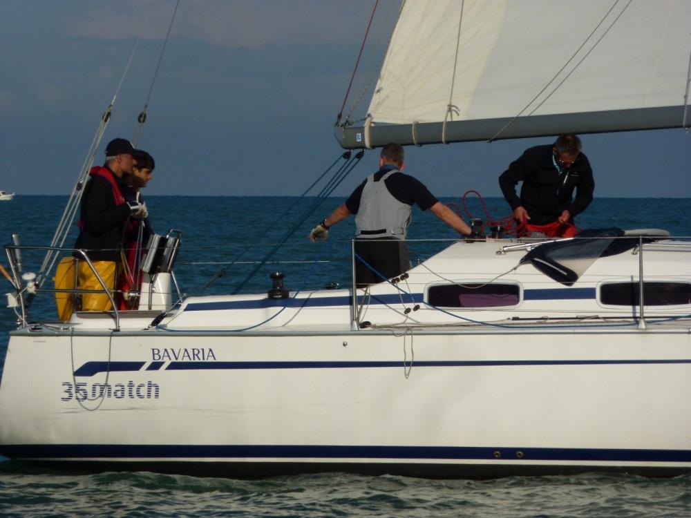 Segelboot mit oder ohne Skipper Bavaria mieten in Dieppe
