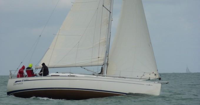 Yacht-Charter in Dieppe - Bavaria Bavaria 35 Match auf SamBoat