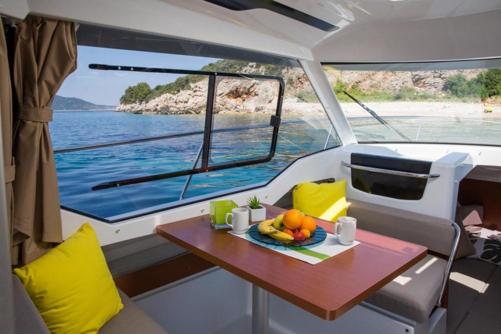 Yacht-Charter in La Trinité-sur-Mer - Jeanneau Merry Fisher 795 auf SamBoat